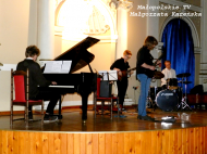 """The Student Protest"" - Koncert ""Krynica Summer Jazz Two Days""."